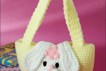 crocheted easter / by Tena Lazzell