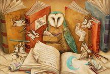 Moly / Könyvek és barátaik