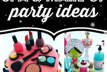 make up Party