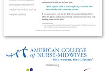 Great Resources / by American College of Nurse-Midwives