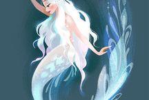 mermaids °•○