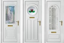 Our uPVC doors / Our uPVC doors aren't just about quality & safety; they are about creating lasting impressions