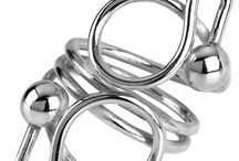 Tianguis Jackson Silver Rings / A selection of women's rings from the Tianguis Jackson range of silver rings. Each of the silver rings is made in Mexico by skilled silversmiths working to the designs of Tianguis Jackson.