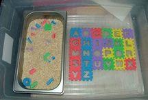 preschool fun / by Amy Lange