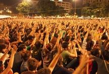 Spanish Revolution (Barcelona) / 15 M