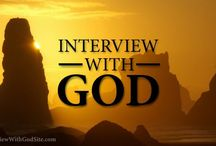 interviw with GOD + His love