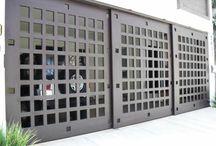 Puertas y portones / Puertas y portones