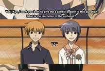 Fruits basket <3
