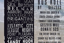 Jersey Shore Relief / Fundraiser for Hurricane Sandy