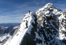 Berge in den Alpen / Berge in den Alpen - eine Sammlung mit den schönsten und markantesten Bergen in den Alpen - Österreich, Deutschland, Italien und Schweiz