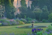 UK gardens / Le jardin anglais English gardens