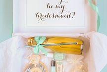Brautjungfergeschenke