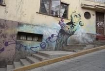 Street Art, Graffiti, Stencils