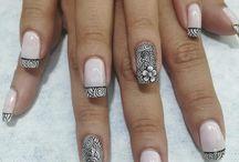 nail art - purr