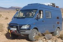 Campers 4x4 / Camping-cars 4x4