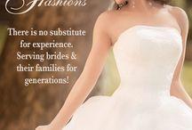 Bridal Veil Fashions