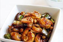 Oriental Food Favorites / by Gerri Lewis-Mooney