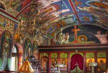 orthodox ...faith / mystical Greece