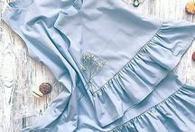 платья мама дочь
