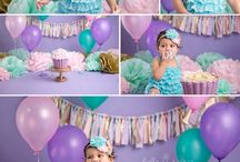 Avas 1st Birthday