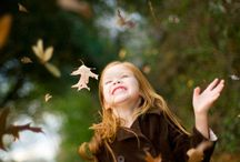kids outdoors playful pictures