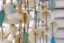 Wind chimes and mobiles
