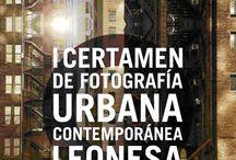 I Certamen de Fotografía URBANA Contemporánea LEONESA /  Entrega de premios del I Certamen de Fotografía y Exposición de obras en el museo de León