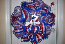 July 4th & Patrotic Holidays / by Mary Ann Bernhardt