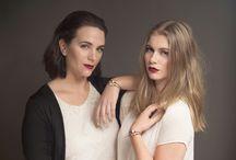 Les Bracelets M / Bijoux minimalistes, mode et fait main à partir de pierres semi-précieuses et de perles d'eau douce