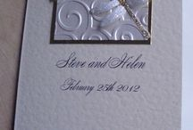 wedding card's