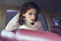 [Photoshoot Inspo] Vintage Beauty