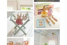 Playhouse interior ideas / Kids playhouse interior ideas