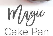 cakes pan ideas
