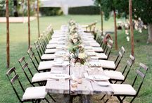 Garden Party & Event Planning / The best garden party comes with style and elegance - outdoor interior design at its best!