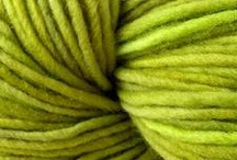 Signature (Accent) Color: Chartreuse / by Katie Clark