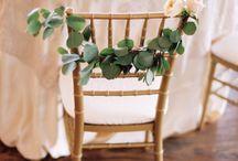 CHAIRS. / Wedding Chairs