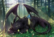 Toothless ♥