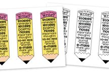 Writing Activities & Strategies / by Wendy Cole
