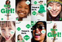 GSNWGL - Our Style / Girl Scouts Brand Style and message board from GSNWGL.