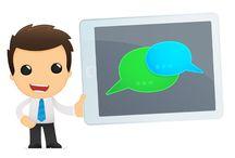 Social Media / Servicios de Gestión de redes Sociales y control de la reputación Online. Porque no todo es estar presente en las redes sociales, sino que es necesario si quieres obtener beneficios de ellas, que participes, compartas, publiques pero sobretodo que controles que dicen de ti. http://www.cbo-marketing.com/social-media-marketing/