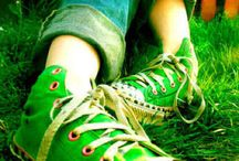 Green / by Shelle Kindschuh