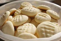 biscuito de nata com povilio