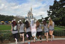 Disney Bachelorette Party Vacation