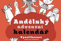 Adventní kalendář / Adventní kalendáře - vyráběné i koupené  #vánoce #hvězda #dekorace #cukroví #stromeček #dárky #tvoření #děti #rodina #advent # kalendář #3dmámablog.cz