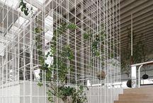 vertical planters