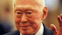 RIP Lee Kuan Yew / RIP Lee Kuan Yew. Amazing leader. Transfer Singapore from Third world country to First class nation. Job well done.