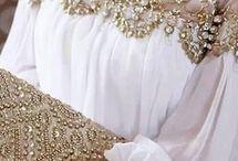 Details, beads embellishments