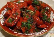 Салати і овочі
