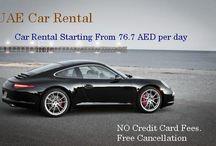 Car Rental UAE