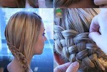 Hair Fashion - Penteados / by Angela Da Fé